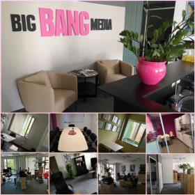 Big Bang Media Kft - Fotó az irodáról  - Budapest, Ráday u., 1092 Magyarország