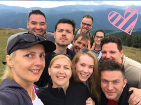 Big Bang Media Kft - Team Building'19-Paltinis, RO