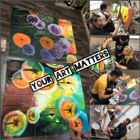 Big Bang Media Kft - TeamBuilding-YourArtMatters