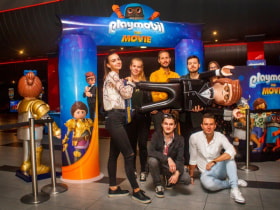 Big Bang Media Kft - Playmobil - Gála Premier