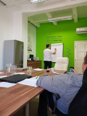 BIX - Business Integrity Index - Fotó az irodáról
