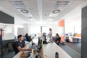 BlackBelt Technology - Fotó az irodáról  - Budapest, Királyfürdő u. 4, 1027 Magyarország