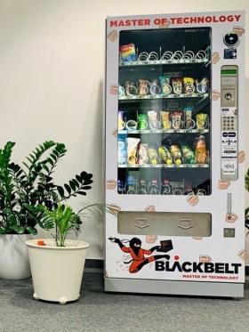BlackBelt Technology - Kedvenc tárgy az irodában  - Budapest, Ganz u. 16, 1027 Magyarország