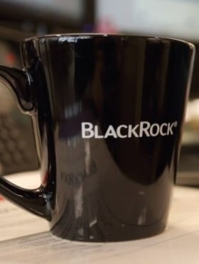 BlackRock - Favourite thing in the office