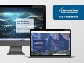 BorsodChem - Fedezze fel új honlapunkat!