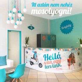 Brightly - Fotó az irodáról  - Budapest, Ilka u. 50, 1143 Magyarország