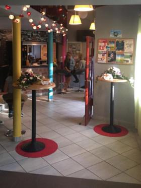 Budaörsi Ifjúsági Klub - Kávézó