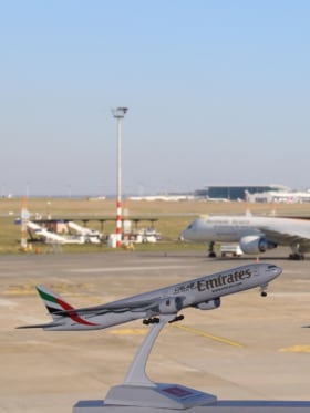 Budapest Airport Zrt. - Kedvenc tárgy az irodában