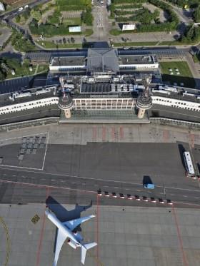 Budapest Airport Zrt. - Fotó az irodáról