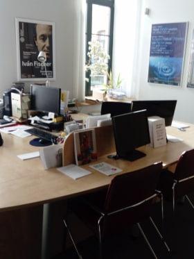Budapesti Fesztiválzenekar - Fotó az irodáról