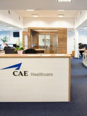 CAE Healthcare Kft - Fotó az irodáról  - Veszprém, Almádi út 3, 8200 Hungary