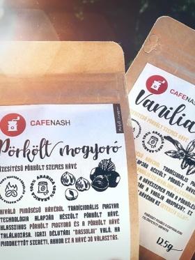 CafeNash - Ízesített mennyország