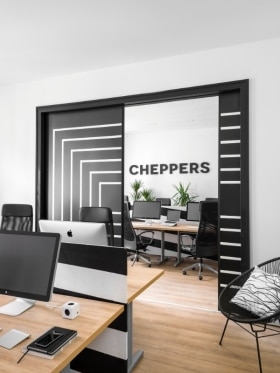 Cheppers - Office photo