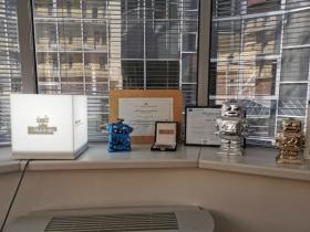 CHEQ - belső kommunikációs eszköz - Kedvenc tárgy az irodában  - Budapest, Nádor u. 15, 1051 Magyarország