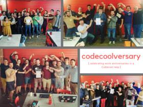 Codecool - Celebration