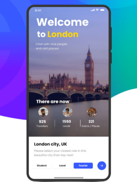 CodeYard - 														City chat android és ios app