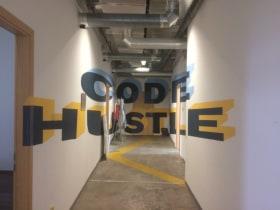 Coding Sans - Fotó az irodáról
