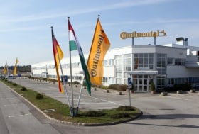 Continental - Fotó az irodáról  - Veszprém, Házgyári út 6-8, 8200 Magyarország