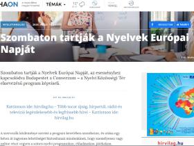 Converzum - a nyelvi közösségi tér - Nyelvek Európai Napja