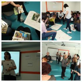 Converzum - a nyelvi közösségi tér - Tanári workshop