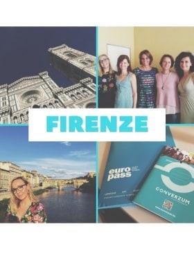 Converzum - a nyelvi közösségi tér - Erasmus+ képzés Firenzében