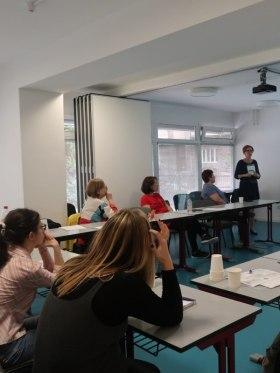 Converzum - a nyelvi közösségi tér - Erasmus+ napot tartottunk