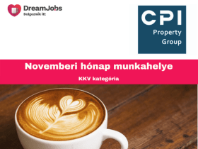 CPI Hungary Kft. - Hónap Munkahelye November 2019