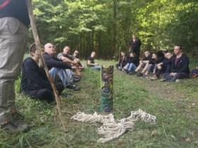 CRANE - Idei csapatépítőnk toteme