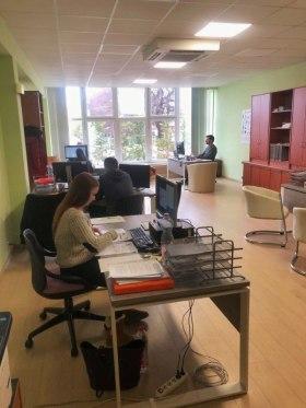 CRAZY5K - Fotó az irodáról  - Debrecen, Gizella u., 4030 Hungary