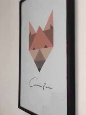 Cubicfox - CubicFox #kockaroka