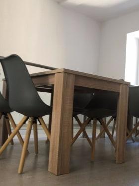 Cubicfox - Közös ebédek helyszíne
