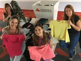 Cushman & Wakefield Portfolio Services Center Budapest - Szívügyünk a jótékonykodás