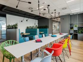Cushman & Wakefield Portfolio Services Center Budapest - Kedvenc helységünk az irodában