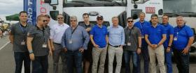Delta-Truck Kft. - Csapatfotó