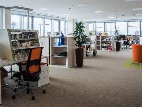 dm Magyarország - Tágas és környezetbarát iroda