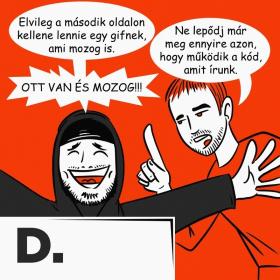 DONE. - #eletunknapjai