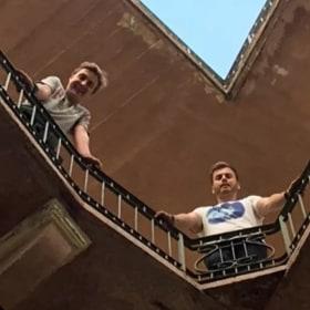 Dani és Matyi