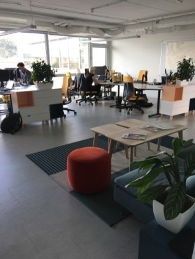 DTC Enterprise - Fotó az irodáról