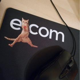 e-Com - Egérpad by Ottó (grafikus) :)