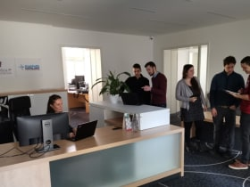 E-GROUP - E-Group pécsi irodája
