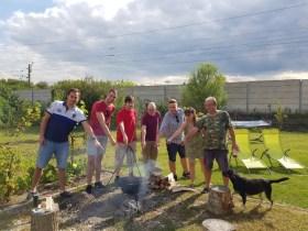 DPDgroup IT Solutions Hungary - Közös főzés hétvégén