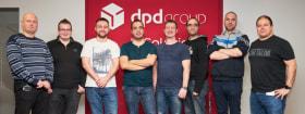 DPDgroup IT Solutions Hungary - Csapatfotó