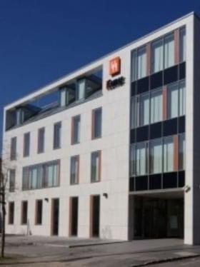 E-Radius (DPDgroup IT Solutions Hungary) - Fotó az irodáról