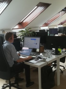 EDMdesigner - Fotó az irodáról