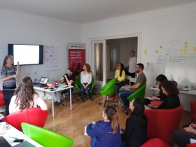 edUcate - Office photo  - Budapest, Pozsonyi út 19, 1137 Magyarország