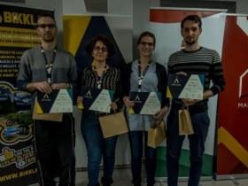 ENETIX SOFTWARE - Hackathon-ozó Enetix csapat