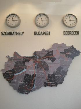 Eurojet Hungária Kft. - Kedvenc tárgy az irodában  - Budapest, Szőlőkert u. 15, 1033 Magyarország