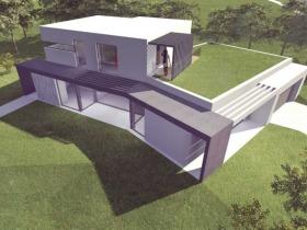 EVB Építő Kft. - Törökbálint, családi ház