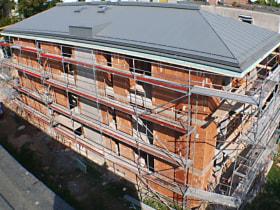 EVB Építő Kft. - XI. kerület, lakóház
