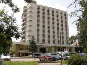 FENYŐ HOTEL - Fotó az irodáról  - Strada Nicolae Bălcescu 11, Miercurea Ciuc 530003, Románia